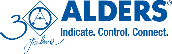 30 Jahre Alders Logo