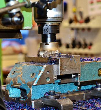 ALDERS bietet Produkte für die Werkzeugtechnik, wie z.B. zur Metallverarbeitung