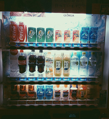 ALDERS liefert Bauteile für Getränkeautomaten