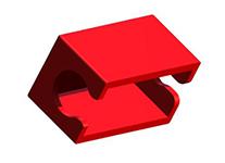 Wearnes Cambion Leiterplattenkomponenten einpolige Buchse Farbcode-Isolierung Alders