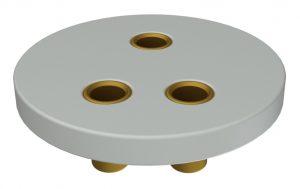 AEC Gassensoren Sockel für Hydrogen-Sensor H2-CNI 2 alders